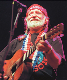 Let's Check In With Willie Nelson