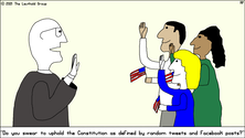 Cartoon of the Month - July 2021